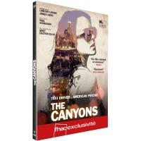 The Canyons  Edition limitée DVD