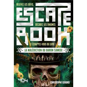 escape book baron samedi