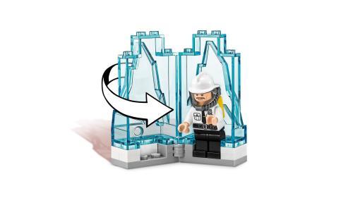 Movie Mister De Freeze Lego® Batman 70901 Glacée L'attaque PiTkXZOu