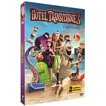 Hôtel TransylvanieHôtel Transylvanie 3 Des vacances monstrueuses DVD