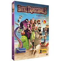 Hôtel Transylvanie 3 Des vacances monstrueuses DVD