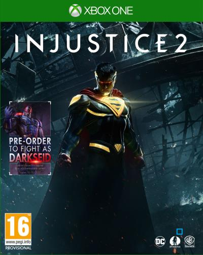 Injustice 2 Xbox One