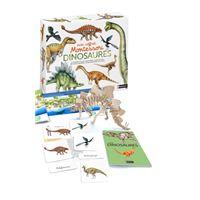 Mon coffret Montessori des dinosaures