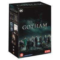 Coffret Gotham Saisons 1 à 5 DVD