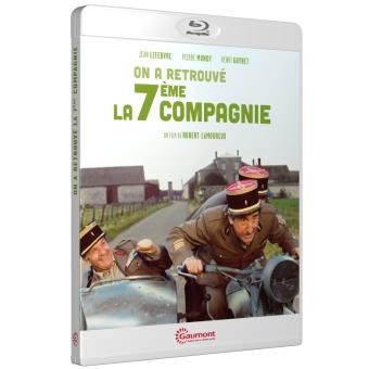 ON A RETROUVE LA 7EME COMPAGNIE-BLURAY-FR