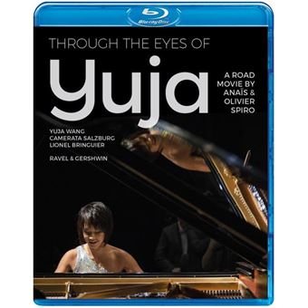 THROUGHT THE EYES OF YUJA/BLURAY