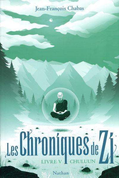Les Chroniques de Zi - tome 5 Chuluun