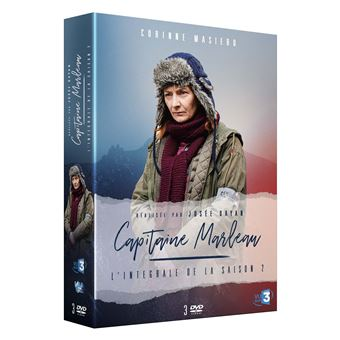 Capitaine MarleauCapitaine Marleau Saison 2 DVD