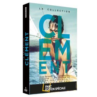 Coffret Clément 6 Films Edition Spéciale Fnac DVD