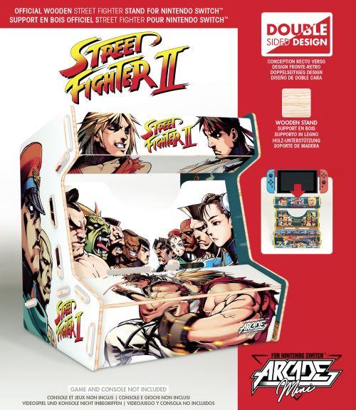 Arcade Mini Street Fighter pour Nintendo Switch