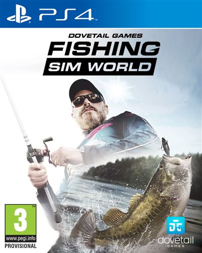 Fishing Sim World PS4