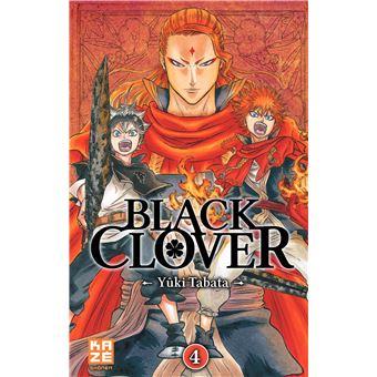 Black Clover - Tome 04 : Black Clover