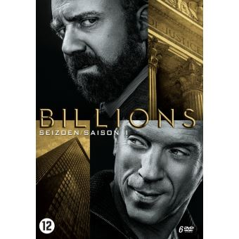 BILLIONS SEASON 1 (6DVD) (IMP)