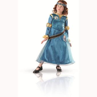 Déguisement luxe Every Day Mérida Disney Taille S
