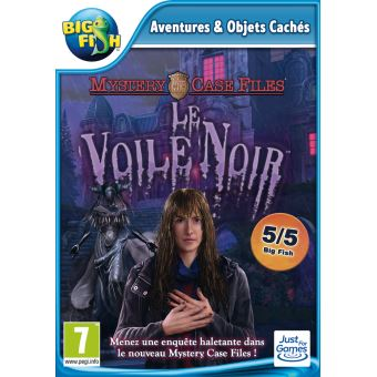 Mystery Case Files (15) : Le Voile Noir (The Black Veil) PC