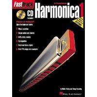 Hal Leonard Fasttrack - Harmonica Method 1