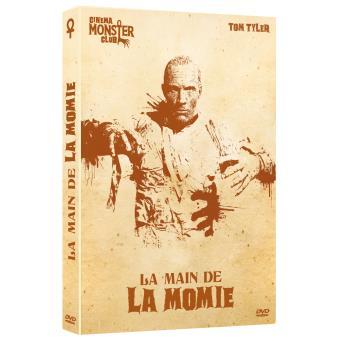 La Main de la momie DVD
