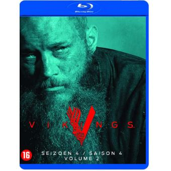 VikingsVIKINGS S4P2-BIL-BLURAY