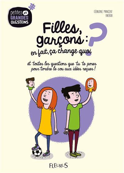 Filles et garçons - Géraldine Maincent (Auteur)