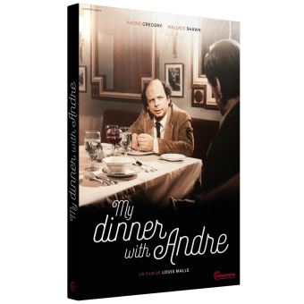 My dinner with André DVD