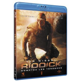 RiddickRiddick Blu-Ray
