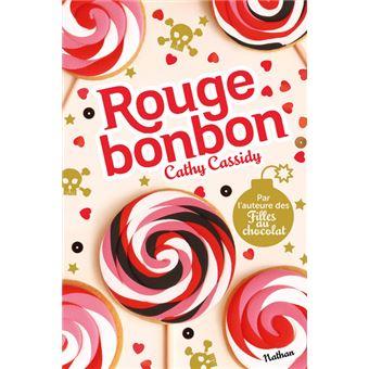 Les Filles Au Chocolat Rouge Bonbon