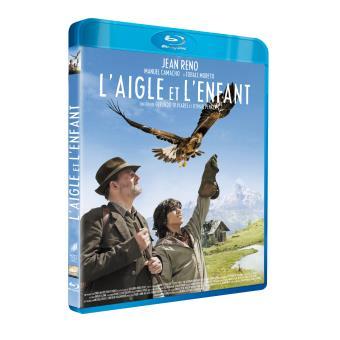 L'aigle et l'enfant Blu-ray