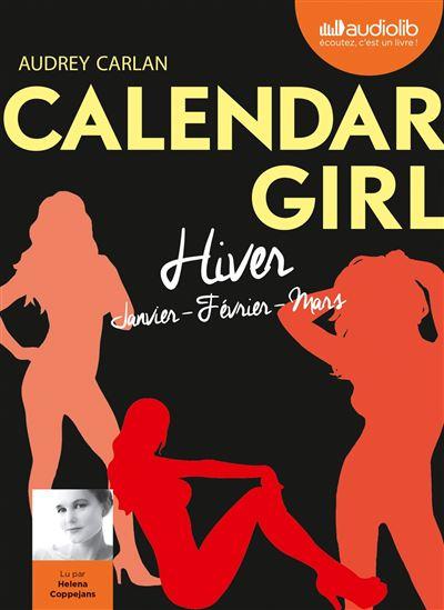 Hiver : Janvier, Février, Mars