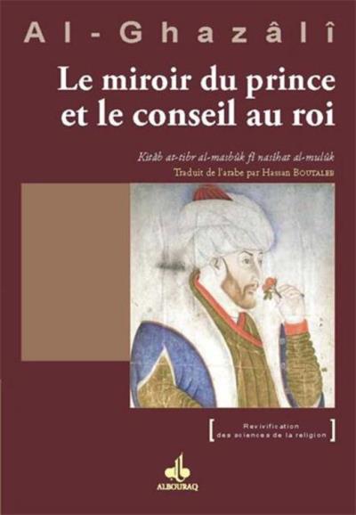 Le miroir du prince et le conseil au roi - 9791022500739 - 12,80 €