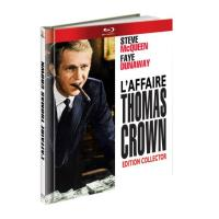 L'affaire Thomas Crown Edition Collector Digibook Blu-ray