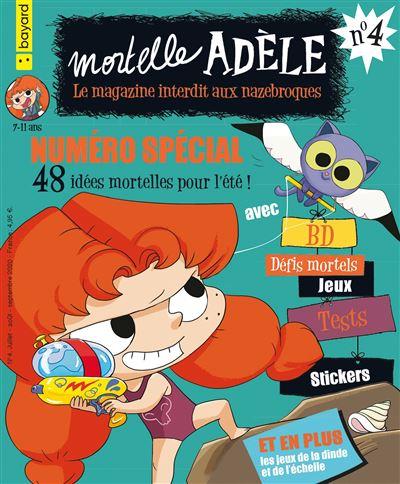 Magazine Mortelle Adèle
