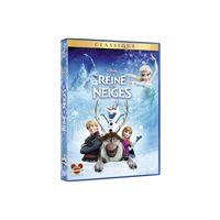 La reine des neiges DVD