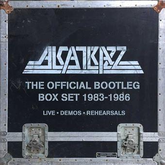 """Résultat de recherche d'images pour """"The Official Bootleg Boxset 1983-1986: Live, Demo, Rehearsals (6CD-Box"""""""