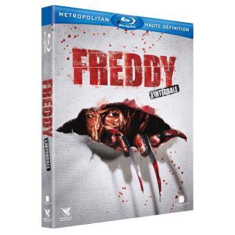 Coffret Freddy 7 films Blu-ray