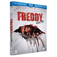 Coffret Freddy 7 films Blu-ray