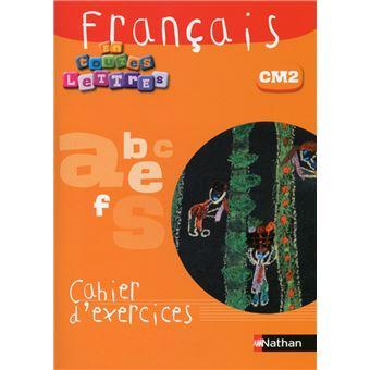 En Toutes Lettres Francais Cm2 Cahier D Exercices
