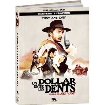 Un dollar entre les dents Combo Blu-ray DVD