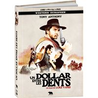 Un dollar entre les dents Combo Blu-ray DVD