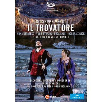 Le Trouvère DVD