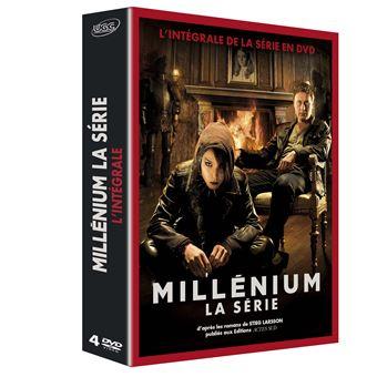 Millénium, la Série - Coffret 4 DVD