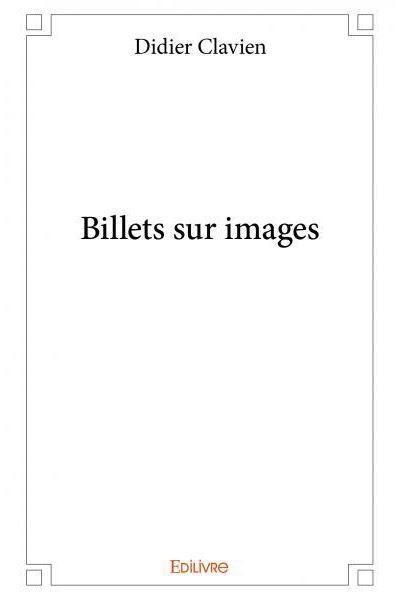 Billets sur images