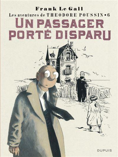 Un passager porté disparu