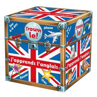 Trouve-le ! Anglais Amix - Jeu de cartes - Achat & prix | Soldes fnac