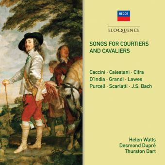 Songs For Courtiers And Cavaliers