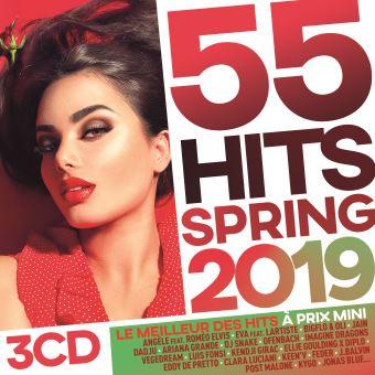 55 Hits Spring 2019 Coffret