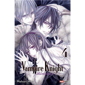 Vampire knightMémoires