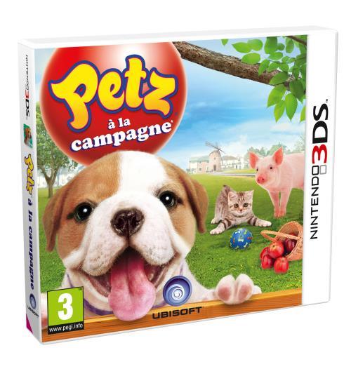 Petz à la Campagne 3DS - Nintendo 3DS
