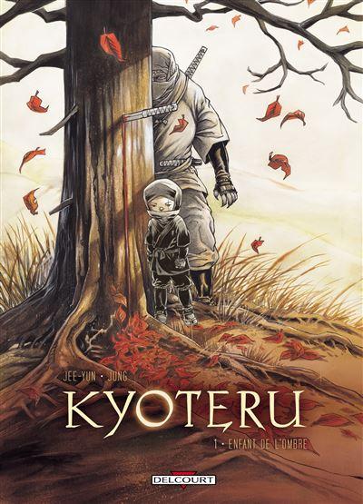 Kyoteru T01 Enfant de l'ombre