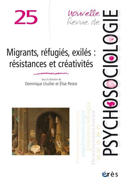 Migrants, réfugiés, exilés créativité et accompagnements