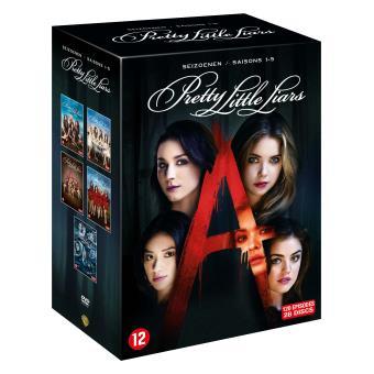 Pretty Little LiarsPretty little liars Saisons 1 à 5 DVD
